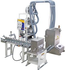 Industrial Evolution Vacuum Coater  -  IG-PVIE