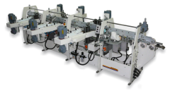 Double End Industrial Master Milling Sander for Edges - IG-LFIMD